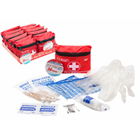 FRIST AID KIT 38 PC IN POUCH