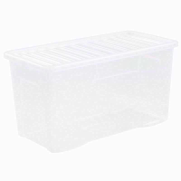 WHAM CRYSTAL A110LTR CLEAR BOX & LID