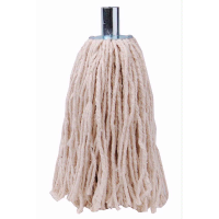 ABBEY METAL MOP HEADS 12OZ PK10
