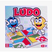 TRADITIONAL GAME LUDO