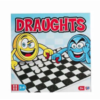 TRADITIONAL GAME DRAUGHTS