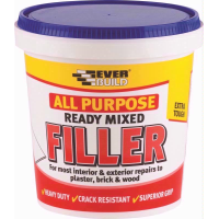 EVERBUILD READY MIXED FILLER  DECOR 1KG