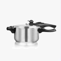 TOWER 4L ALUMINIUM PRESSURE COOKER