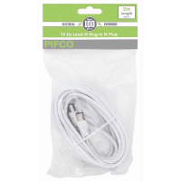 PIFCO 2TVLPB TV FLY LEAD M-M