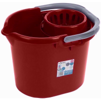 WHAM CASA CHILLI RED  MOP BUCKET