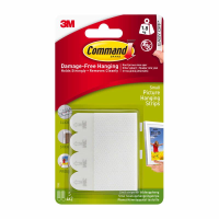 COMMAND SMALL PICTURE STRIPS(17202)