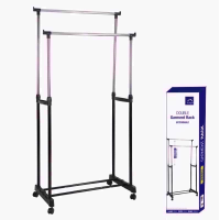 DOUBLE CLOTHES STAND HANGER