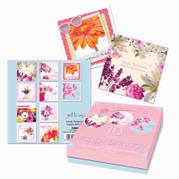 LUXURY FLORAL BIRTHDAY  CARDS 8