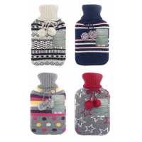 COUNTRY CLUB KNITTED HOT WATER BOTTLE(2020)