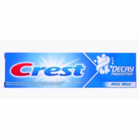 CREST TOOTHPASTE MILD & MINT 100ML PK6
