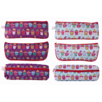 JUST STATIONERY PENCIL CASE CUPCAKE