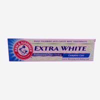 ARM & HAMMER T/PASTE 125G EXTRA WHITE PK12