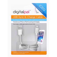 DIGITAL PAL IPHONE 5/6  USB PHONE CABLE