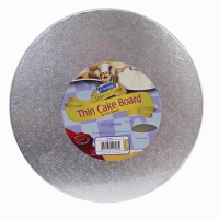 KINGFISHER CAKEBOARD THIN ROUND 10 INCH