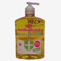 CERTEX ANTIBAC H/WASH CITRUS 500ML PK12