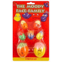 MOODY SQUEEZE FACE 7PC