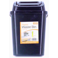 WASTE BIN WITH LID D000