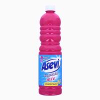 ASEVI MIO FLOOR CLEANER ROSE 1000ML PK12