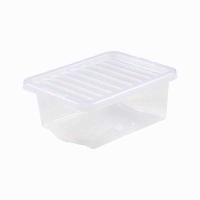 WHAM CRYSTAL 16LTR CLEAR  BOX & LID