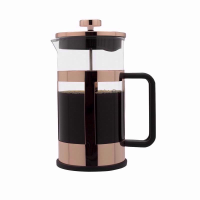 CAFE OLE COFFEE PLUNGER COPPER 8CUP