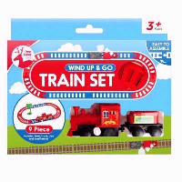 WIND UP TRAIN SET