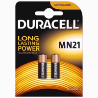 DURACELL BATTERIES MN21 TWIN PACK