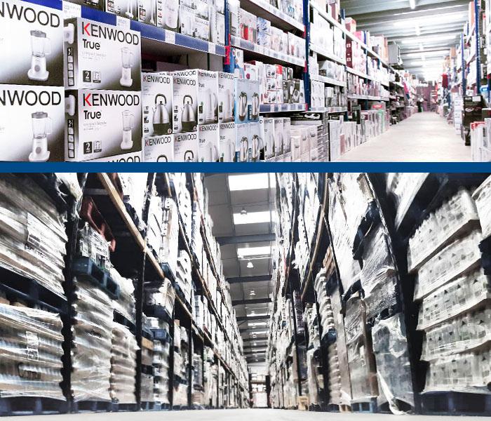 UK Based Distribution - EFG Housewares
